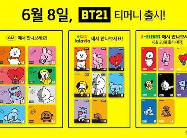 bt21 card